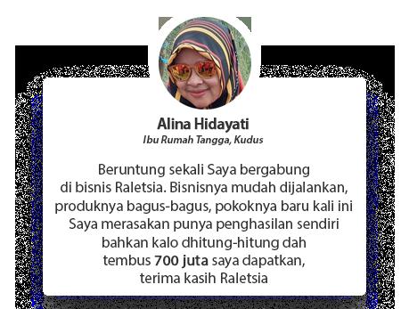 alina hidayati